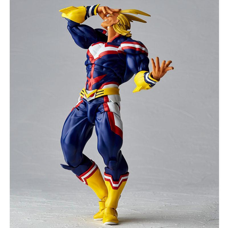 Figure Complex Amazing Yamaguchi No.019 My Hero Academia All Might 6