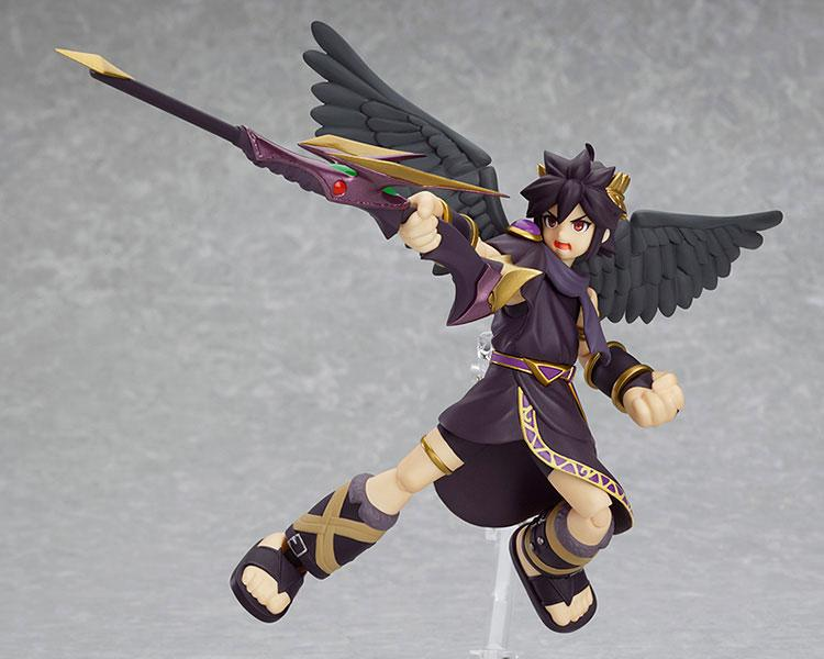 figma Kid Icarus: Uprising Dark Pit product
