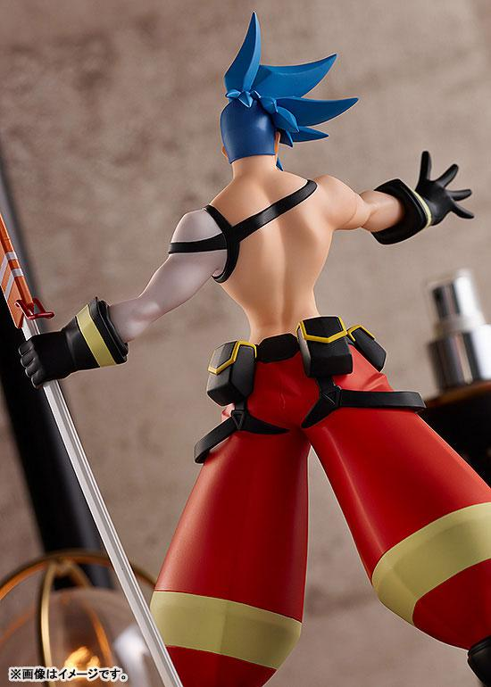 POP UP PARADE Promare Galo Thymos Complete Figure