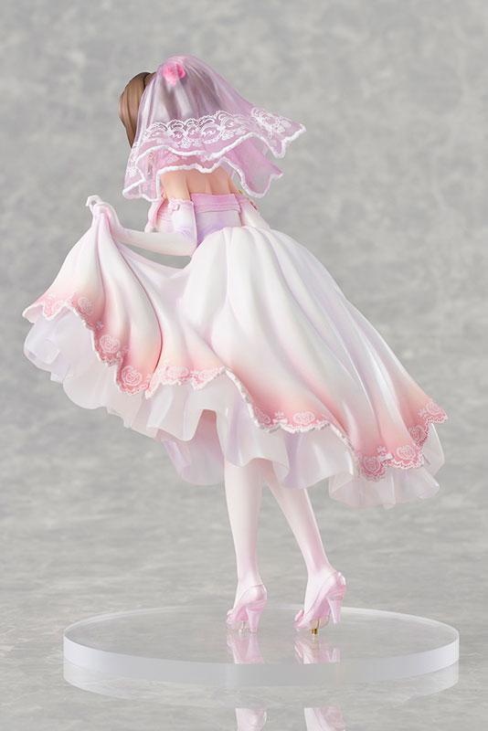 THE IDOLM@STER Cinderella Girls Miku Maekawa Dreaming Bride ver. 1/7 Complete Figure