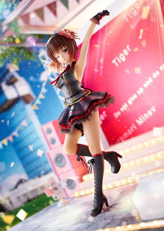 DreamTech Girls und Panzer Senshadou Daisakusen! Maho Nishizumi [Idol style] 1/7 Complete Figure