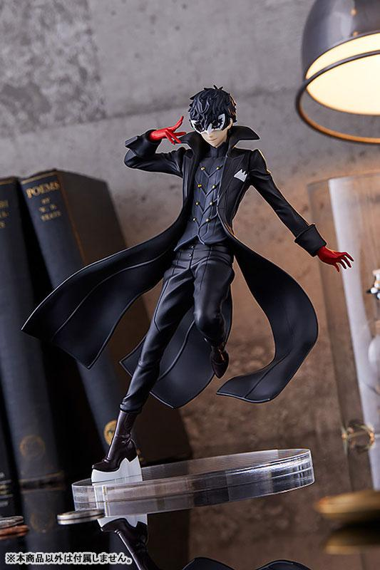POP UP PARADE PERSONA 5 the Animation Joker Complete Figure