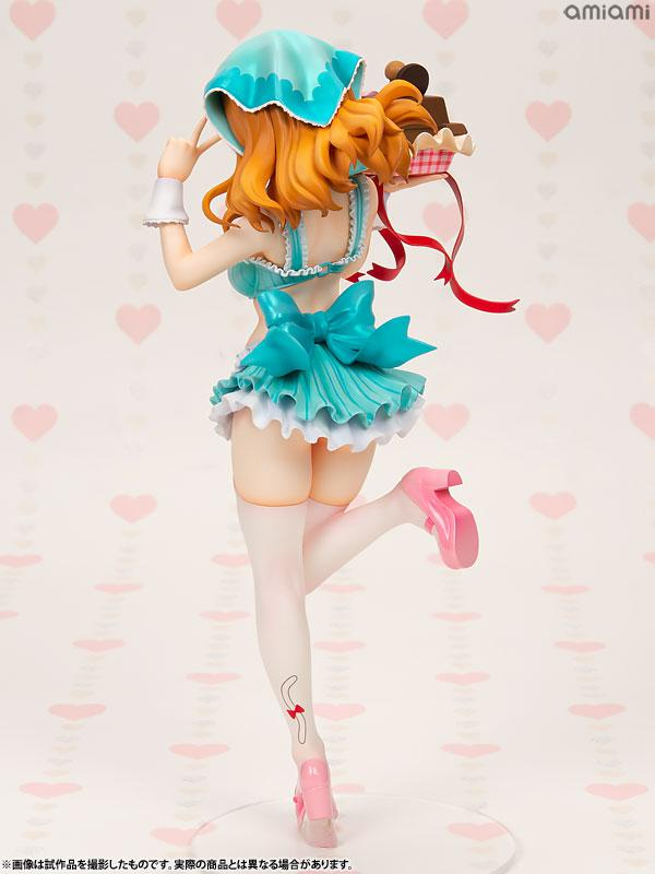 DreamTech Girls und Panzer Saori Takebe [Valentine Apron] 1/7 Complete Figure 2