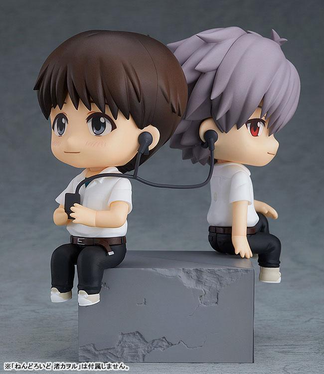 Nendoroid Rebuild of Evangelion Shinji Ikari 4