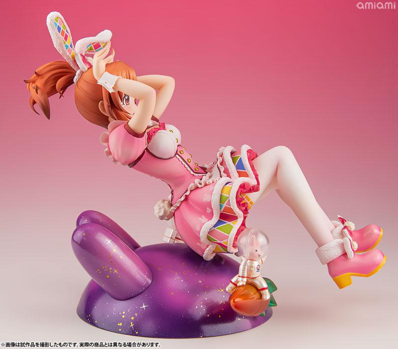 THE IDOLM@STER Cinderella Girls Nana Abe Puripuri Usamin Ver. 1/7 Complete Figure