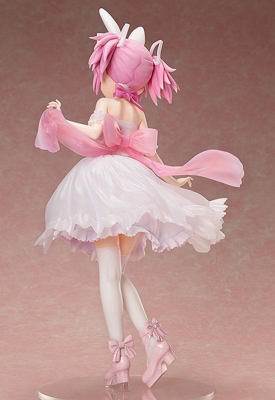 B-STYLE Puella Magi Madoka Magica the Movie [New] The Rebellion Story Madoka Kaname Rabbit Ears Ver. 1/4 Complete Figure