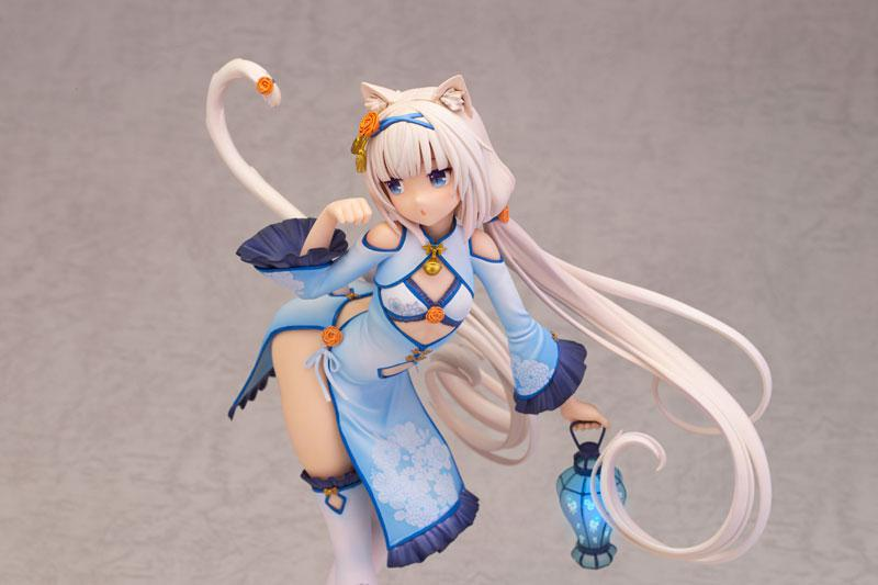 Nekopara Vanilla Chinese Dress edition illustration by Sayori STD Ver. 1/6 Complete Figure