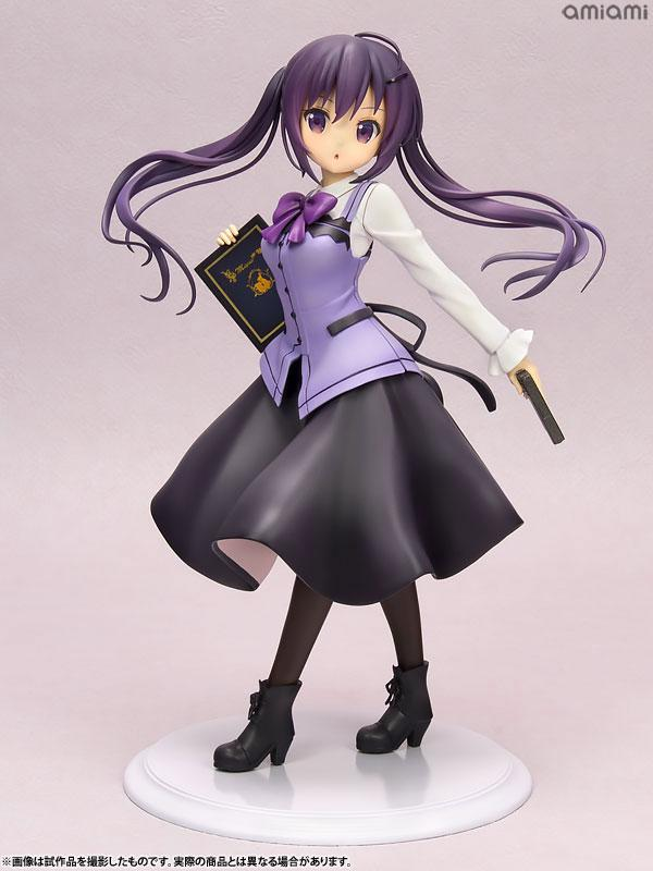 Is the order a rabbit?? Rize (Cafe Style) 1/7 Complete Figure product