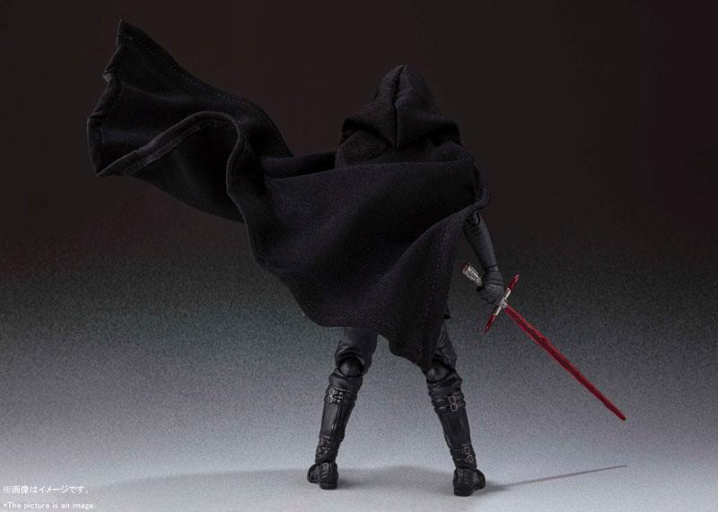 S.H.Figuarts Kylo Ren (STAR WARS: The Rise of Skywalker) 3