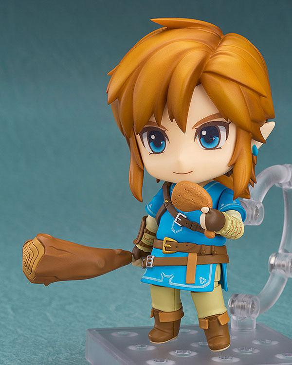 Nendoroid The Legend of Zelda Link Breath of the Wild Ver. DX Edition 1