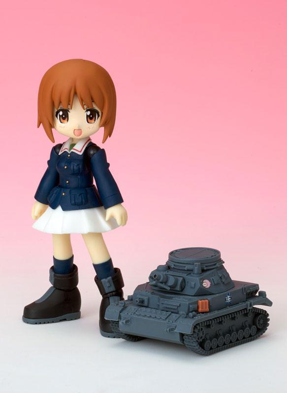 Mameshiki Girls und Panzer the Movie Miho Nishizumi Action Figure product