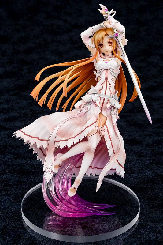 Sword Art Online Alicization [Stacia, The Goddess of Creation] Asuna 1/8 Complete Figure main
