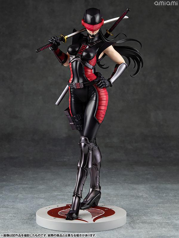 G.I. JOE BISHOUJO Dawn Moreno (Snake Eyes II) 1/7 Complete Figure product