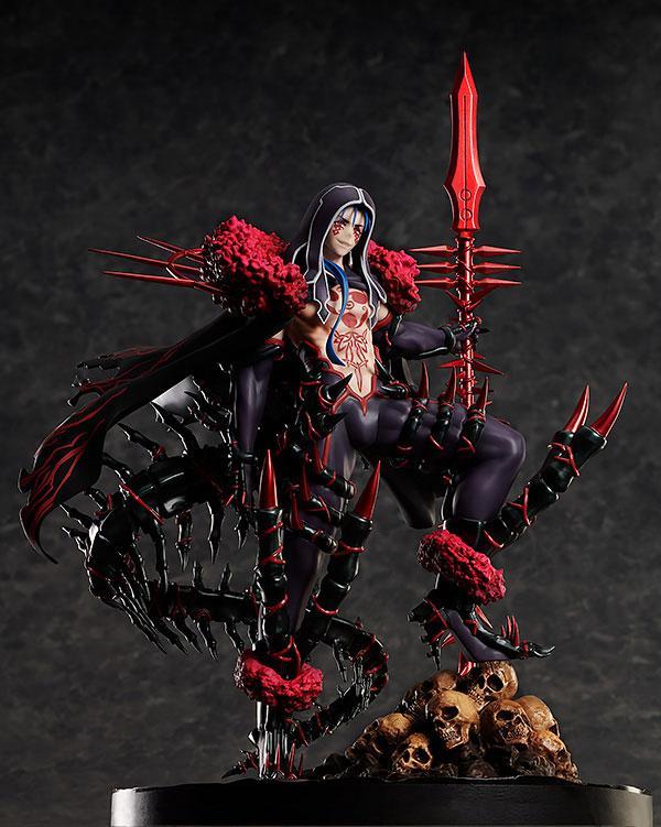 Fate/Grand Order Berserker/Cu Chulainn (Alter) 1/7 Complete Figure