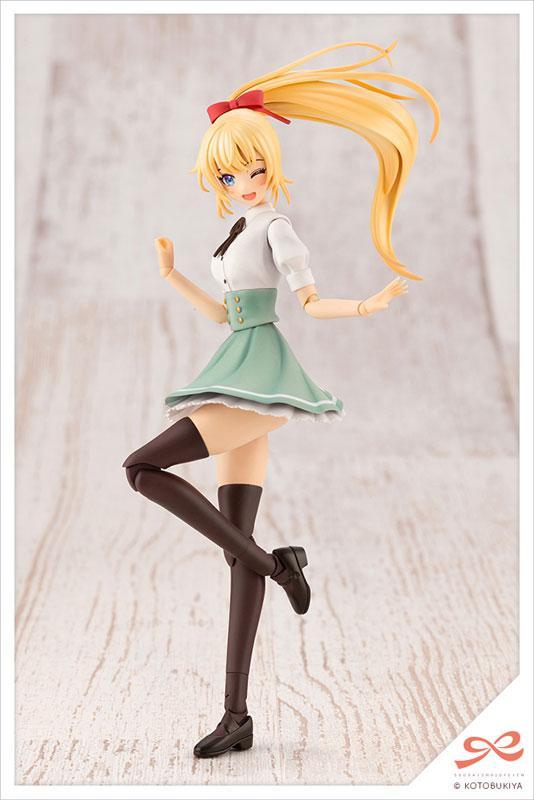 Sousai Shoujou Teien Ritsuka Saiki [St. Iris Gakuen Girls' High School Summer Clothes] 1/10 Plastic Model product