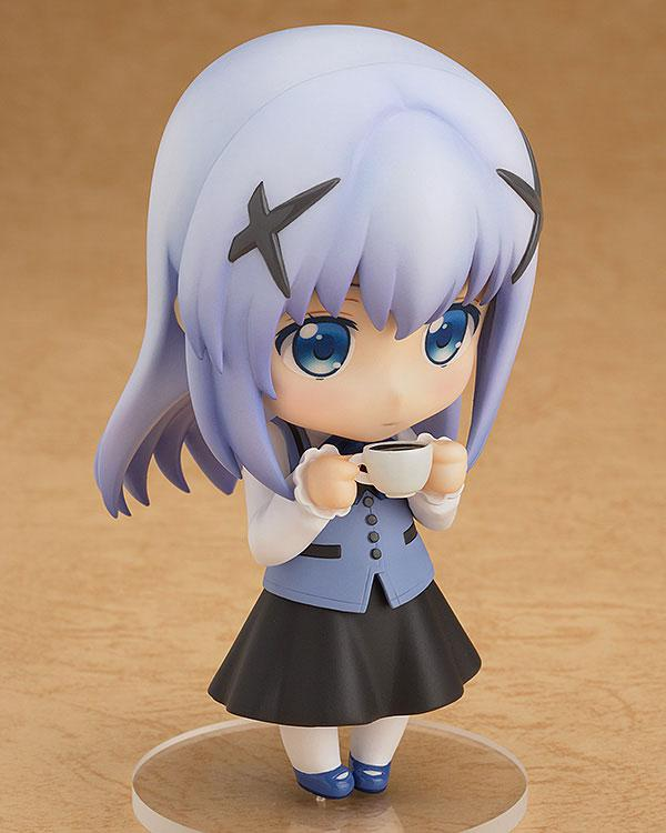 Nendoroid Is the order a rabbit? Chino 0