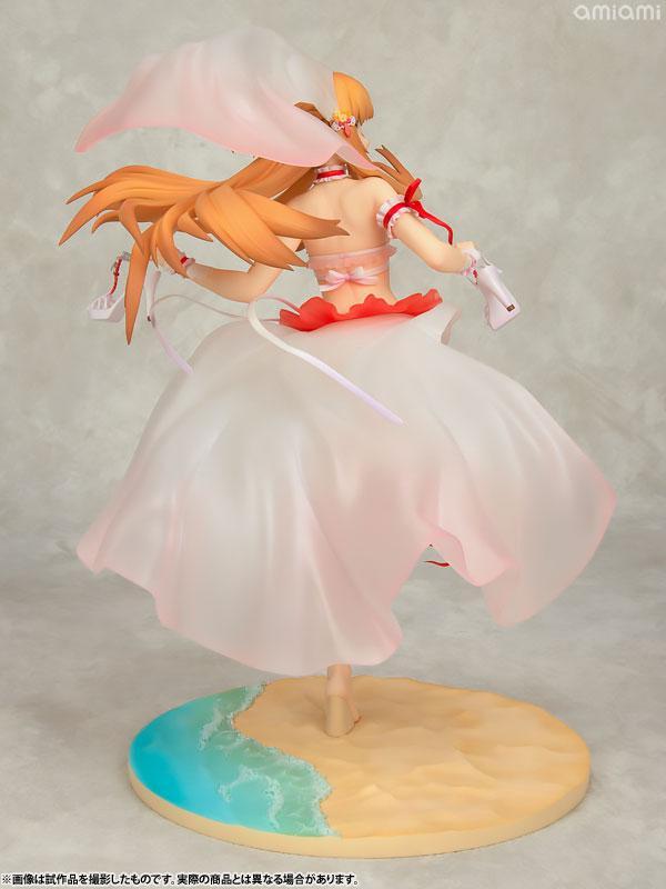 "KDcolle ""Sword Art Online"" Asuna Midsummer Shining Bride Ver. 1/7 Complete Figure"