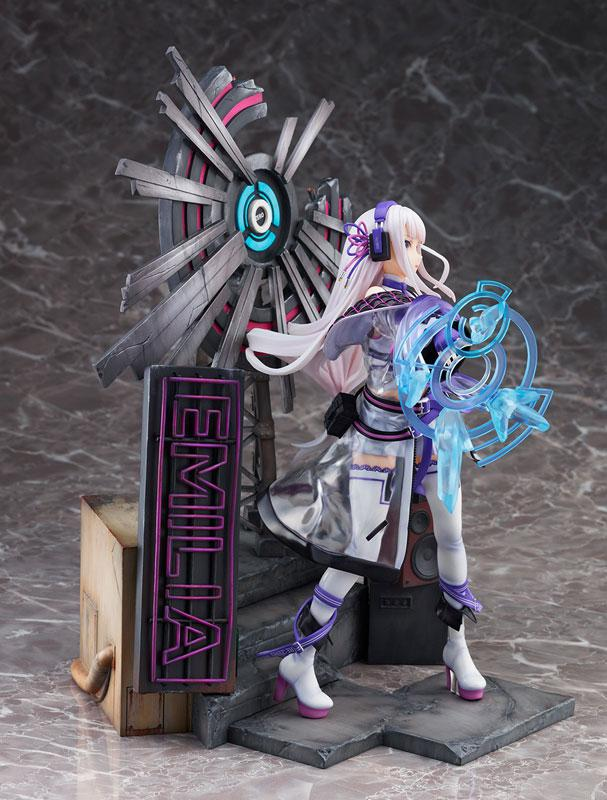 Re:ZERO -Starting Life in Another World- Emilia -Neon City Ver.- 1/7 Complete Figure