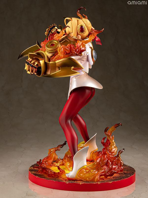 Fate/EXTELLA [Saber Regalia] Nero Claudius Zoukei Shinka Gekiteki STATUE 01 1/7 Complete Figure