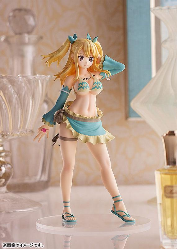"""POP UP PARADE """"FAIRY TAIL"""" Final Series Lucy Aquarius Form Ver. Complete Figure"""