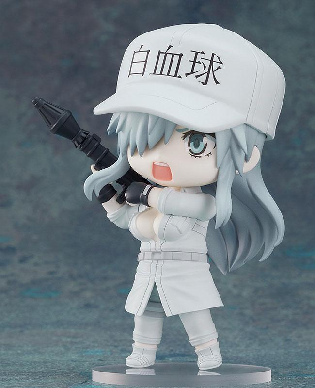 Nendoroid Cells at Work! CODE BLACK White Blood Cell (1196) product