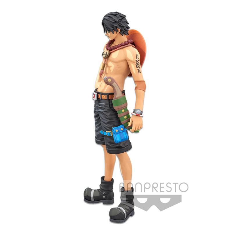 ONE PIECE Grandista PORTGAS D. ACE MANGA DIMENSIONS (Game-prize)