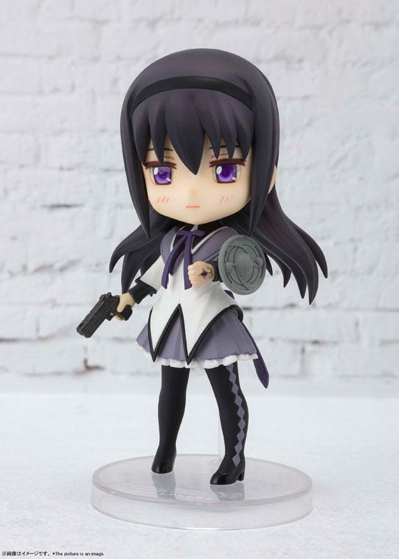 "Figuarts mini Homura Akemi ""Movie Puella Magi Madoka Magica [New] The Rebellion Story"" 0"