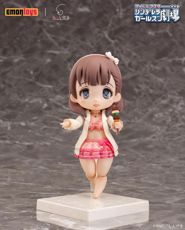 Deforme Action Figure FaiDoll Vol.2 THE IDOLM@STER Cinderella Girls Gekijou Mayu Sakuma Swimsuit Ver. product