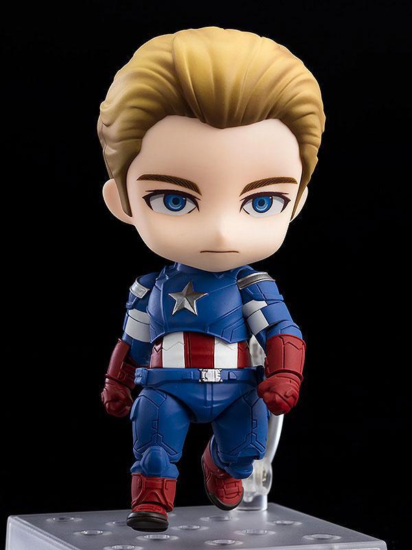 Nendoroid Avengers: Endgame Captain America Endgame Edition DX Ver. 5