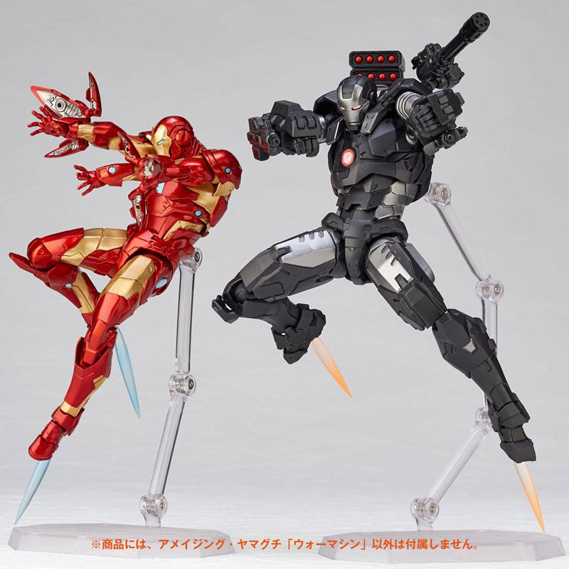 Figure Complex Amazing Yamaguchi No.016 War machine 9