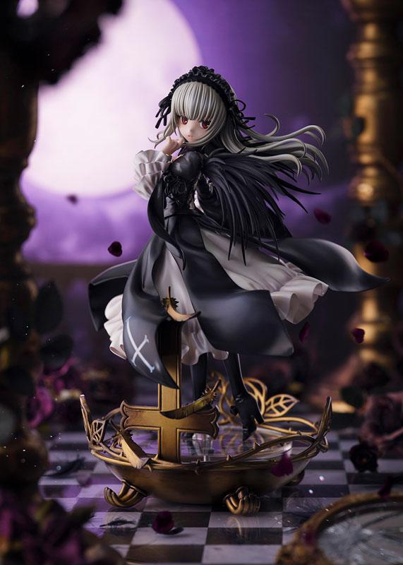 Rozen Maiden Suigintou Complete Figure