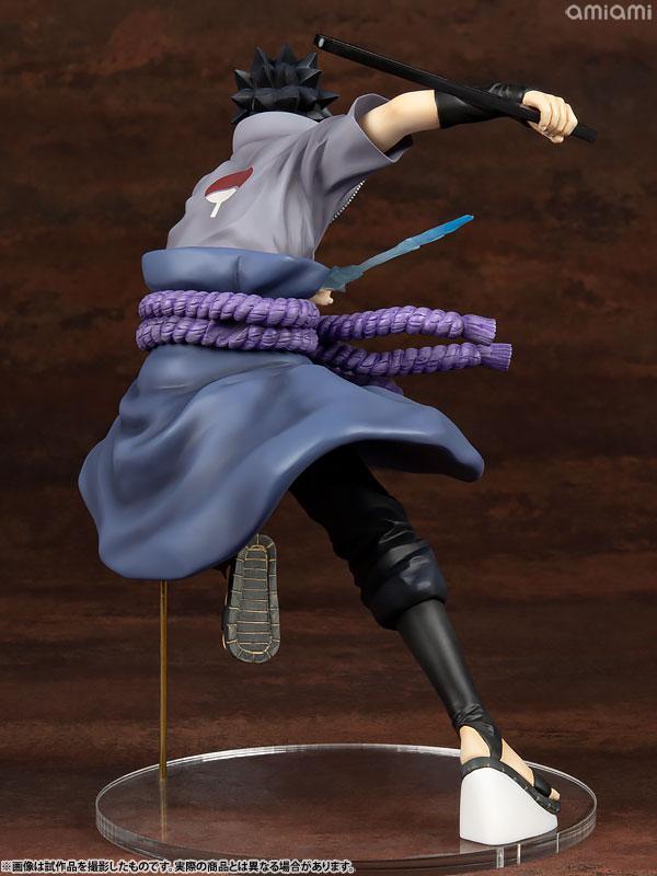 G.E.M. Series NARUTO Shippuden Sasuke Uchiha Shinobi World War ver. Complete Figure 3