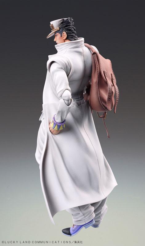 "Super Action Statue ""JoJo's Bizarre Adventure Part.IV"" Jotaro Kujo Complete Figure 1"