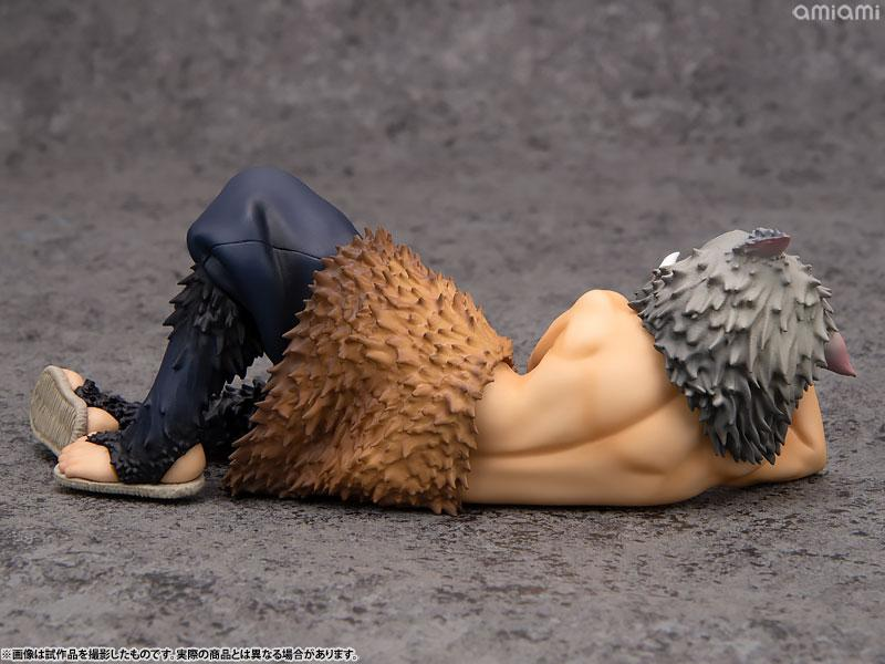 G.E.M. Series Kimetsu no Yaiba Palm Size Inosuke-kun Complete Figure