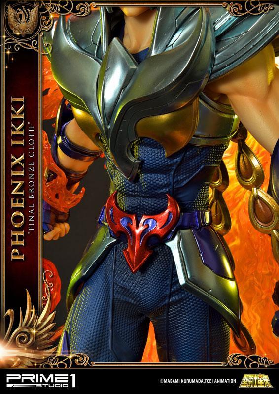 Premium Master Line / Saint Seiya: Phoenix Ikki 1/4 Statue