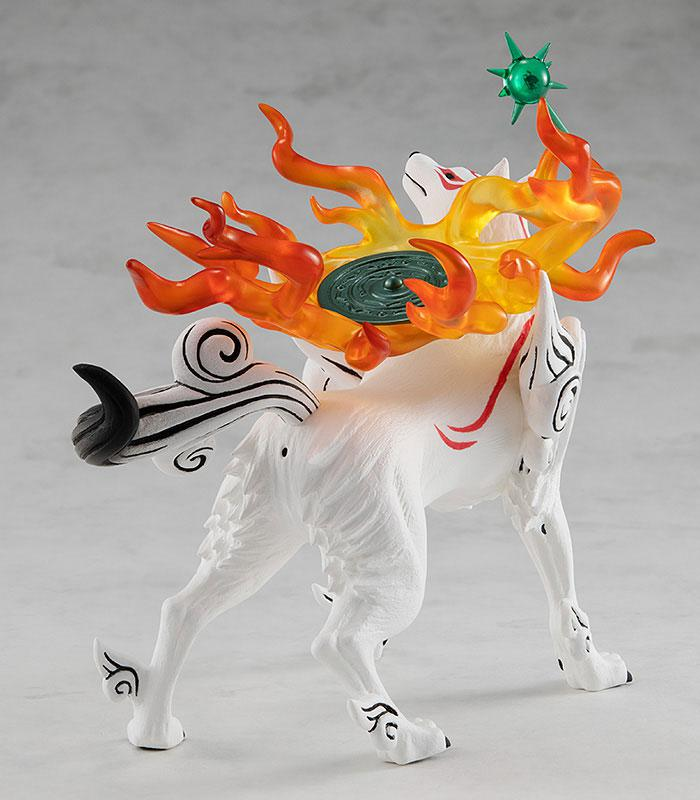 POP UP PARADE Okami Amaterasu Complete Figure
