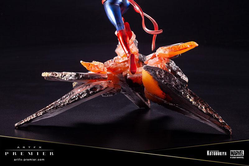 ARTFX PREMIER MARVEL UNIVERSE Captain Marvel 1/10 Easy Assembly Kit