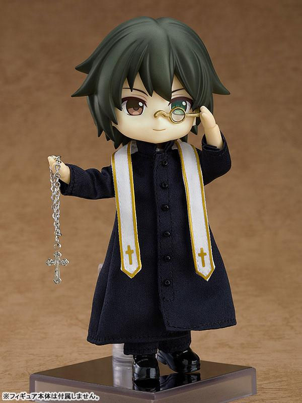 Nendoroid Doll Outfit Set Priest 1