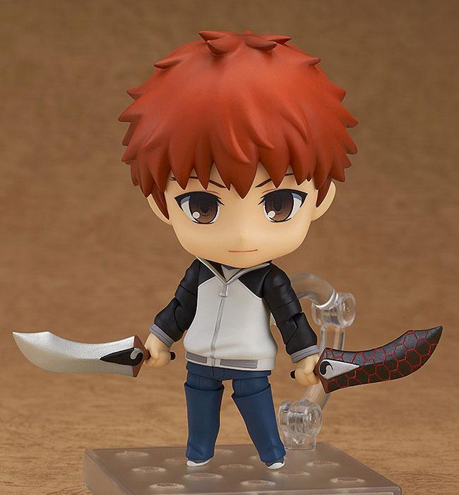 Nendoroid Fate/stay night [Unlimited Blade Works] Shirou Emiya main
