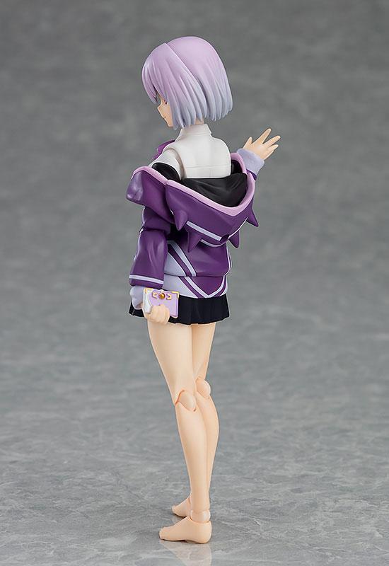 figma SSSS.GRIDMAN Akane Shinjo DX Edition 1