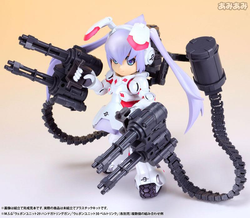 Ichigeki Sacchu!! HoiHoi-san LEGACY 1/1 DG-001LN Usagear Plastic Model 17