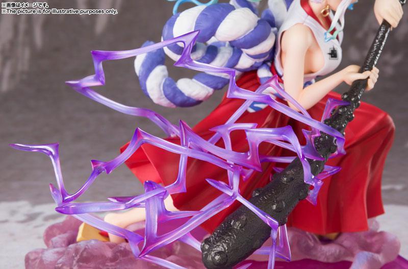 """Figuarts ZERO [EXTRA BATTLE] Yamato -Thunder Bagua- """"ONE PIECE"""""""