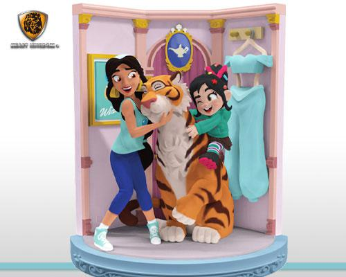 "D-Stage #025 ""Ralph Breaks the Internet"" Jasmine product"