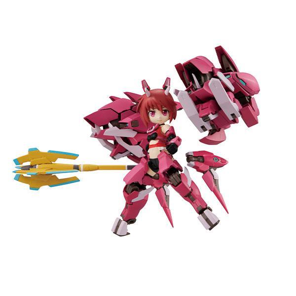 Desktop Army Alice Gear Aegis Rin Himukai Posable Figure