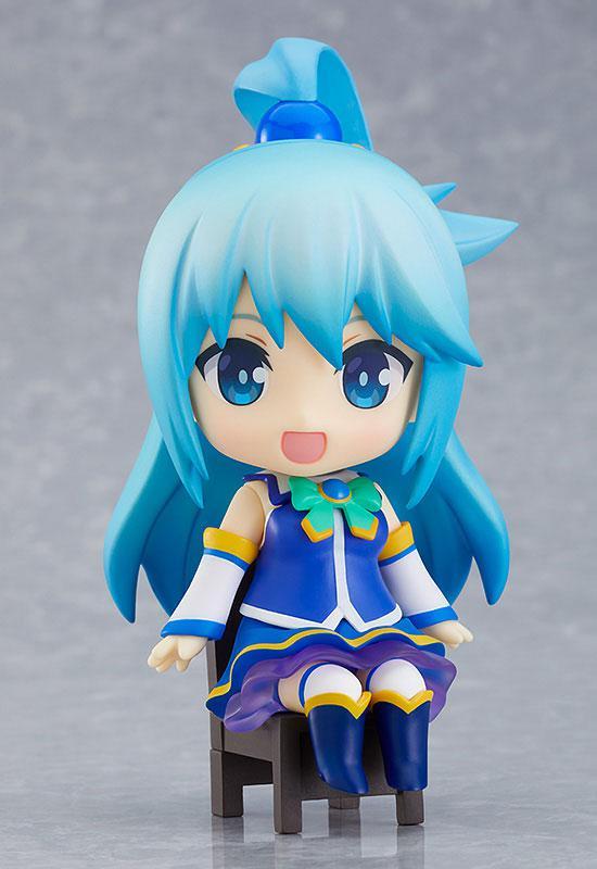 Nendoroid Movie KonoSuba: God's Blessing on this Wonderful World! Kurenai Densetsu Swacchao! Aqua