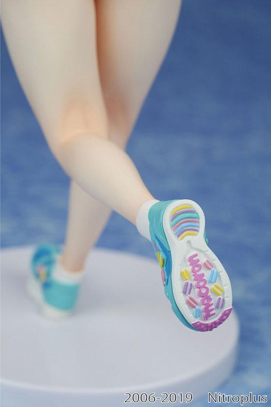 Super Sonico Jogging ver. 1/7 Complete Figure