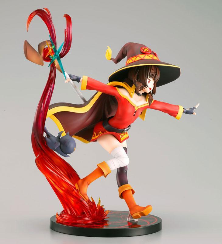 Movie KonoSuba: God's Blessing on this Wonderful World! Kurenai Densetsu Megumin Explosion Magic ver. 1/7 Complete Figure