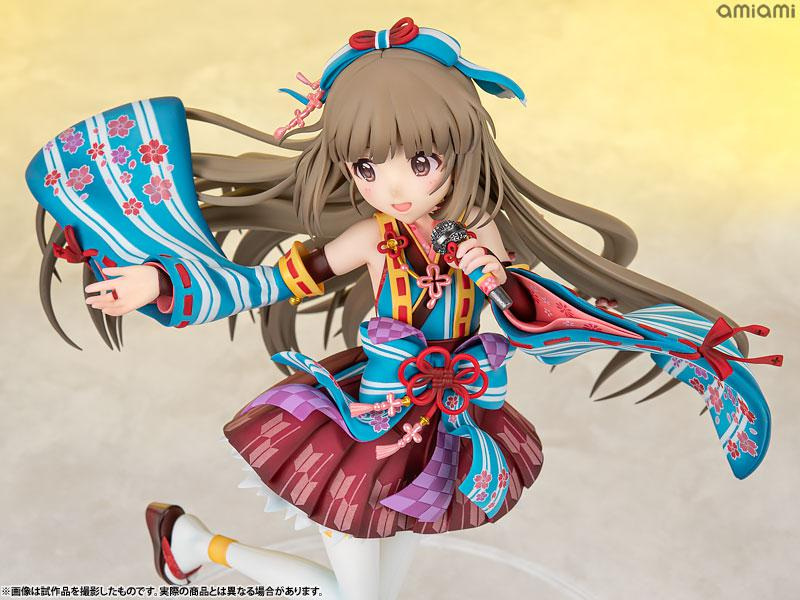 THE IDOLM@STER Cinderella Girls Yoshino Yorita Wadatsumi no Michibikite Ver. 1/7 Complete Figure