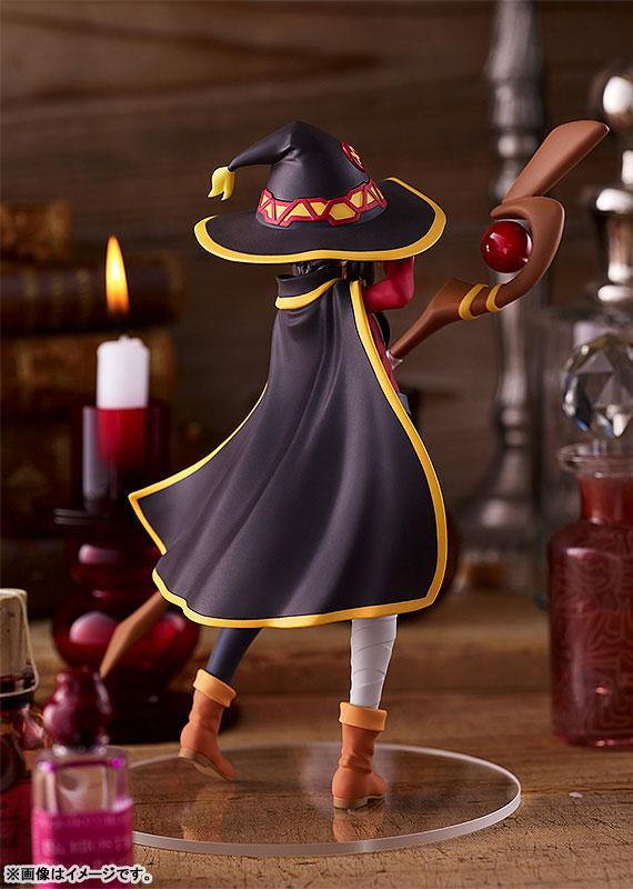 POP UP PARADE Movie KonoSuba: God's Blessing on this Wonderful World! Kurenai Densetsu Megumin Complete Figure