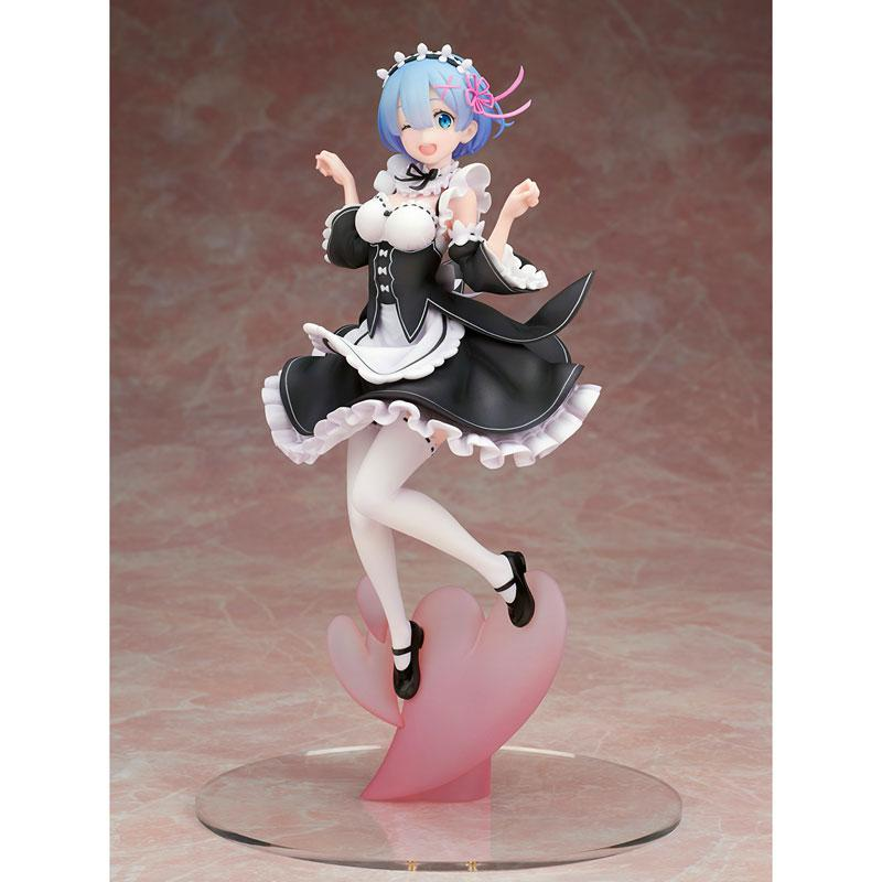 Alpha Omega Re:ZERO -Starting Life in Another World- Rem Cat Ear Ver. Complete Figure 6